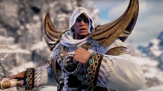 Soulcalibur 6 - Zasalamel Character Reveal Trailer