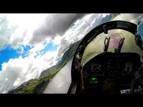 Highland Low Level (F-18E Super Hornet)