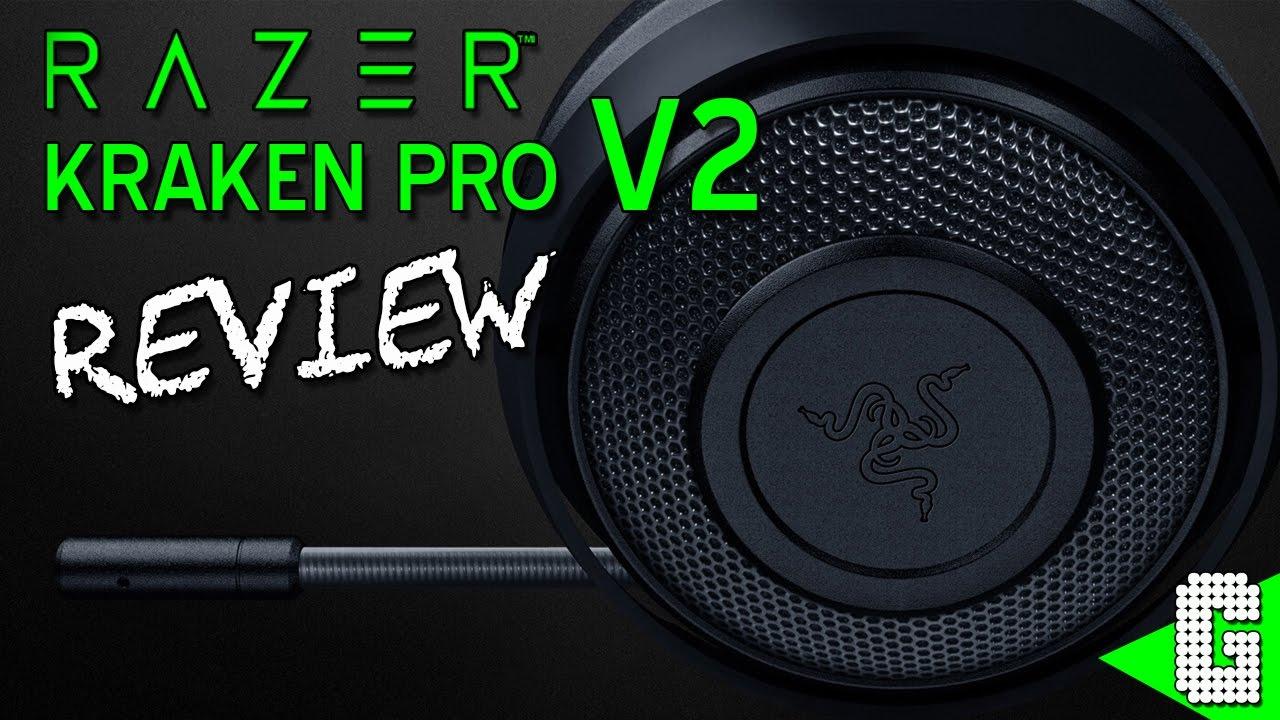 First Look! Razer Kraken Pro V2 REVIEW