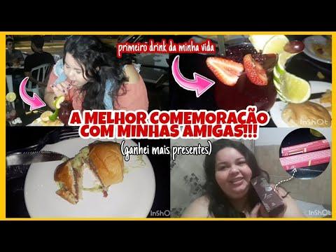 Download COMEMORANDO MEU ANIVERSÁRIO: Fomos para um rodízio numa hamburgueria! 🥳 ME DIVERTI MUITOOO! 🎉❤️