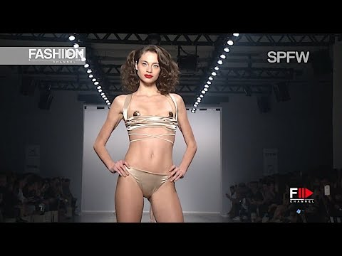AMIR SLAMA Sao Paulo Fashion Week N°44 - Fashion Channel