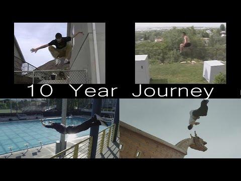 10 Years of Free Running