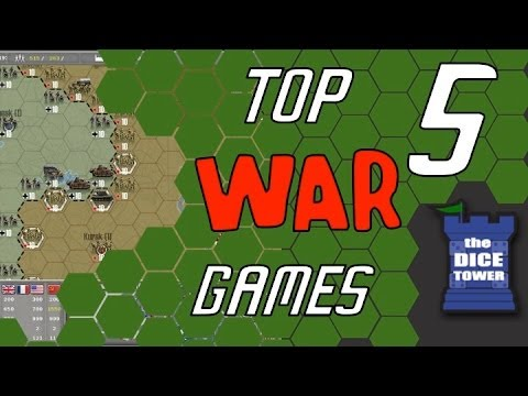 Top 5 War Games - with the Chief and Gang