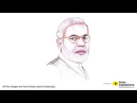 List of Indian Prime Ministers (Art) Video - Welcome New PM