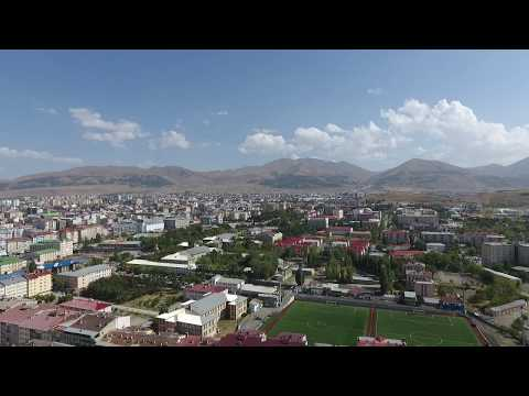 360 degree cities: ERZURUM
