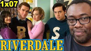 riverdale 1x07 review jughead s dad will bughead last riverdale recap