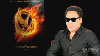 Hunger Games - Interview with Lenny Kravitz