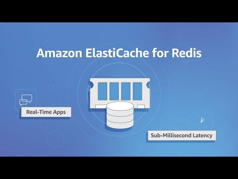 Introduction to Amazon ElastiCache for Redis