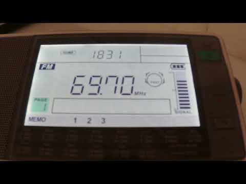 OIRT FM scan