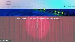 JulIndia New Member Registration Process