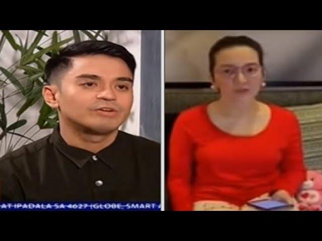 Kris Aquino admits she threatened Nicko Falcis in audio clip
