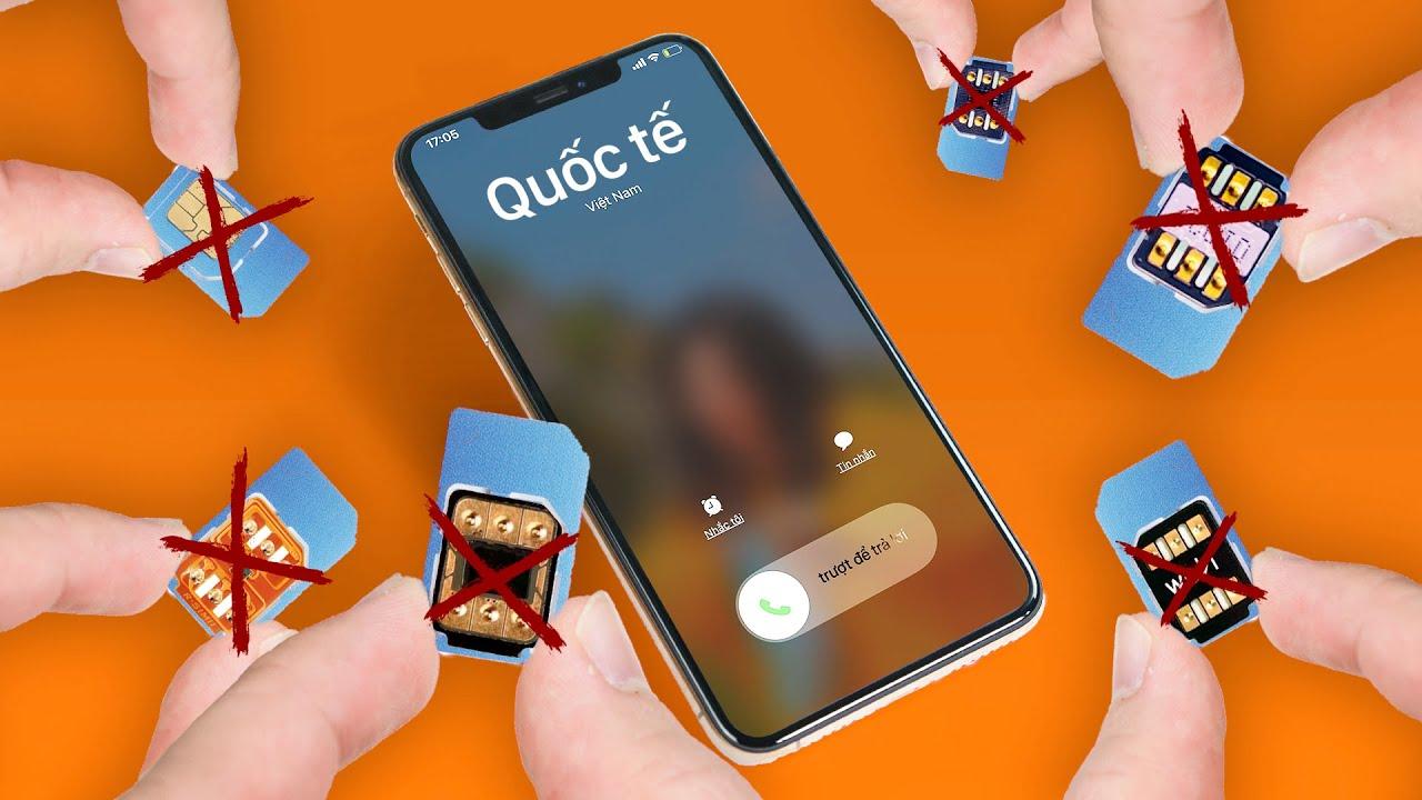 Bỏ hết SIM ghép đi, iPhone LOCK đã hóa QUỐC TẾ