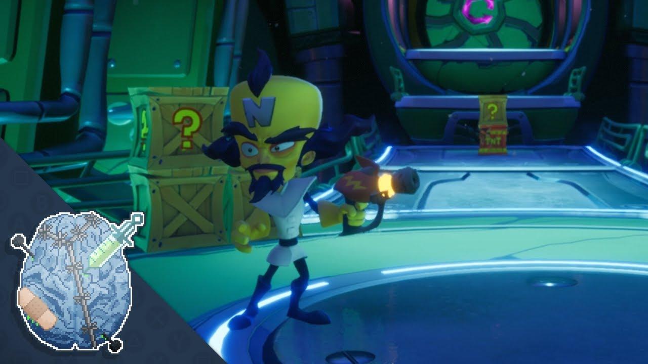 Crash Bandicoot 4: It's About Time - Part 17: The Neo Cortex Destruction Simulator (Become Toast!)