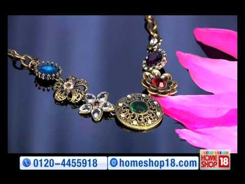 HomeShop18.com - Valencia Jewellery Collection by Alexander Bianchi Of Italy