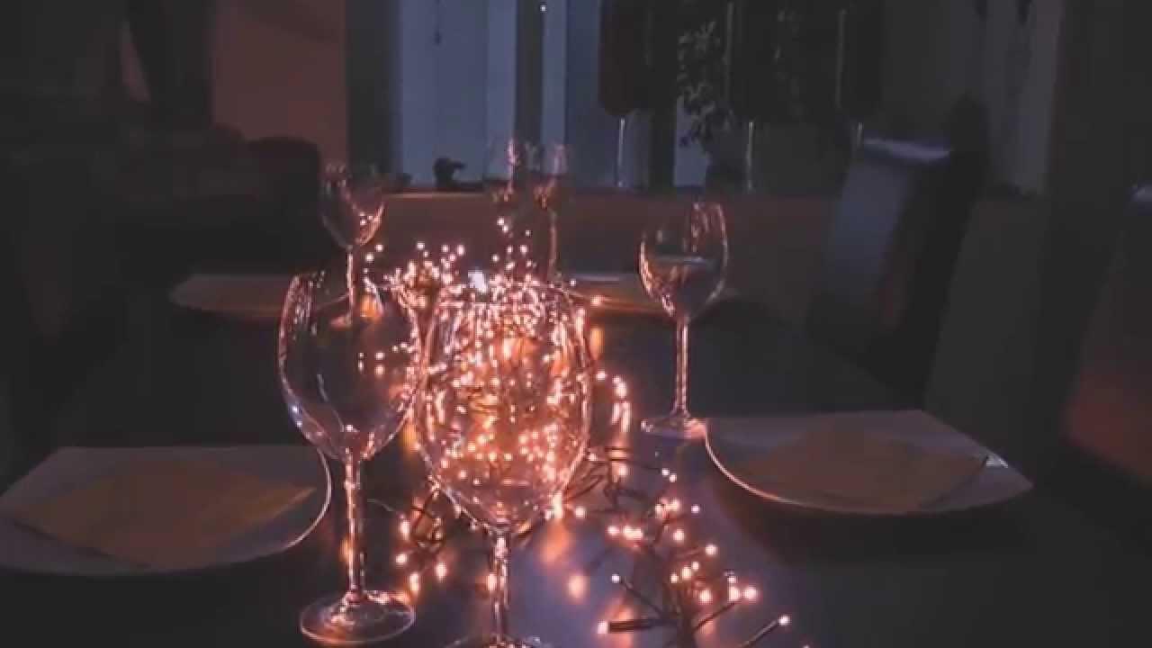 Cluster Lights LED Lichterkette mit Flashlights - YouTube