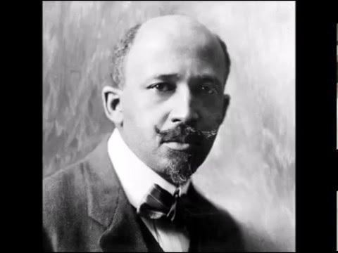 The Conservation of Races by W. E. B. Du Bois, 1897