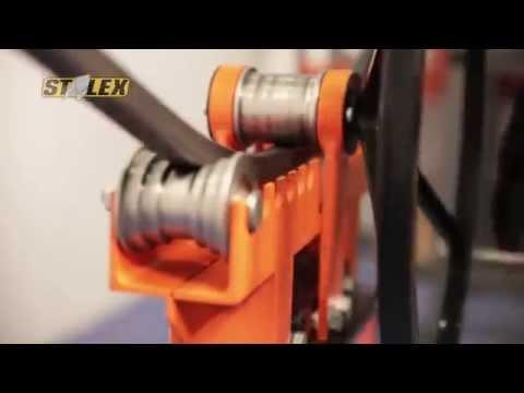 Обзор Трубогиб гидравлический Stalex HB-40