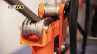 Трубогиб гидравлический Stalex HB 40(http://www.220-volt.ru/catalog-206948/?ref=yb Особенности: - Верхний приводной вал - Прочная конструкция - Прижим осуществляется..., 2015-01-14T10:07:21.000Z)