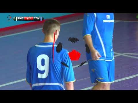 Обзор матча Infopulse United - 20minut United #itliga