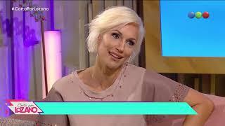 Ingrid Grudke en el diván de Vero - Cortá por Lozano 2019
