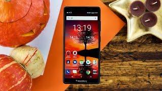 Обзор BlackBerry Evolve