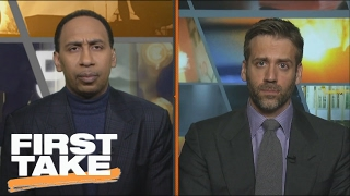 Can The Cavaliers Repeat As NBA Champions Over The Warriors? | First Take | February 10, 2017