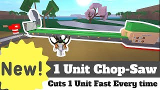 One Unit Auto Chopper (Lumber Tycoon 2) Roblox