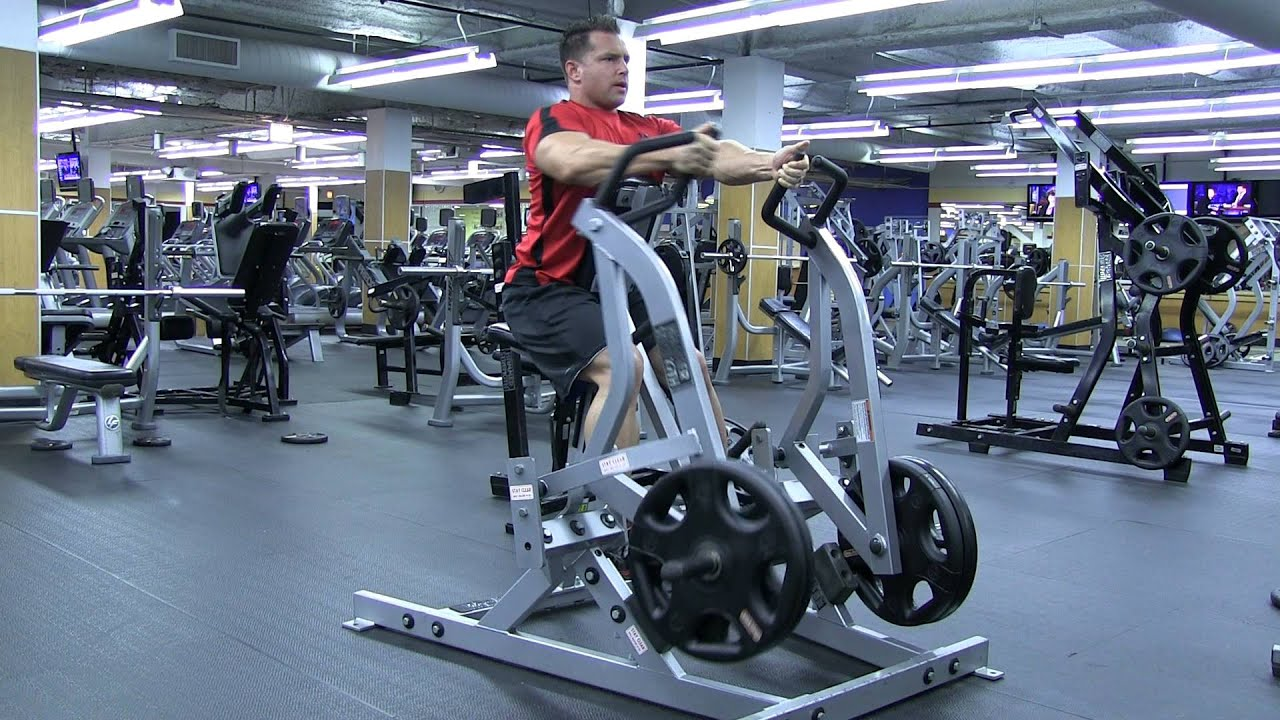 Cable Or Hammer Strength Seated Row | Wallseat co