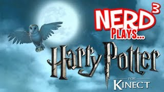 Nerd³ Plays... Harry Potter for Kinect