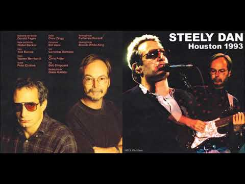 Steely Dan Live in Houston - 1993 (audio only)