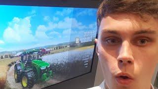Découverte Farming Simulator 19 BETA ! Mp3