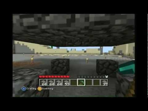 Working Minecraft Xbox Edition How To Make Easy Mob Er Commentary