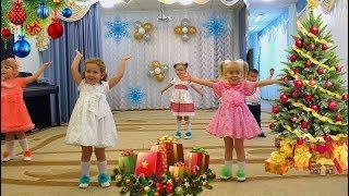 видео Как проводить новогодние утренники в детском саду?