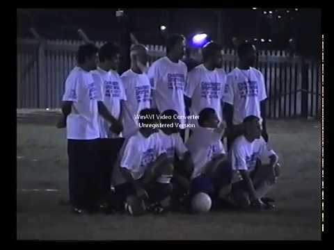 Metro FC Awards Presentation at Hartley Road Grounds, 2000, Durban, South Africa