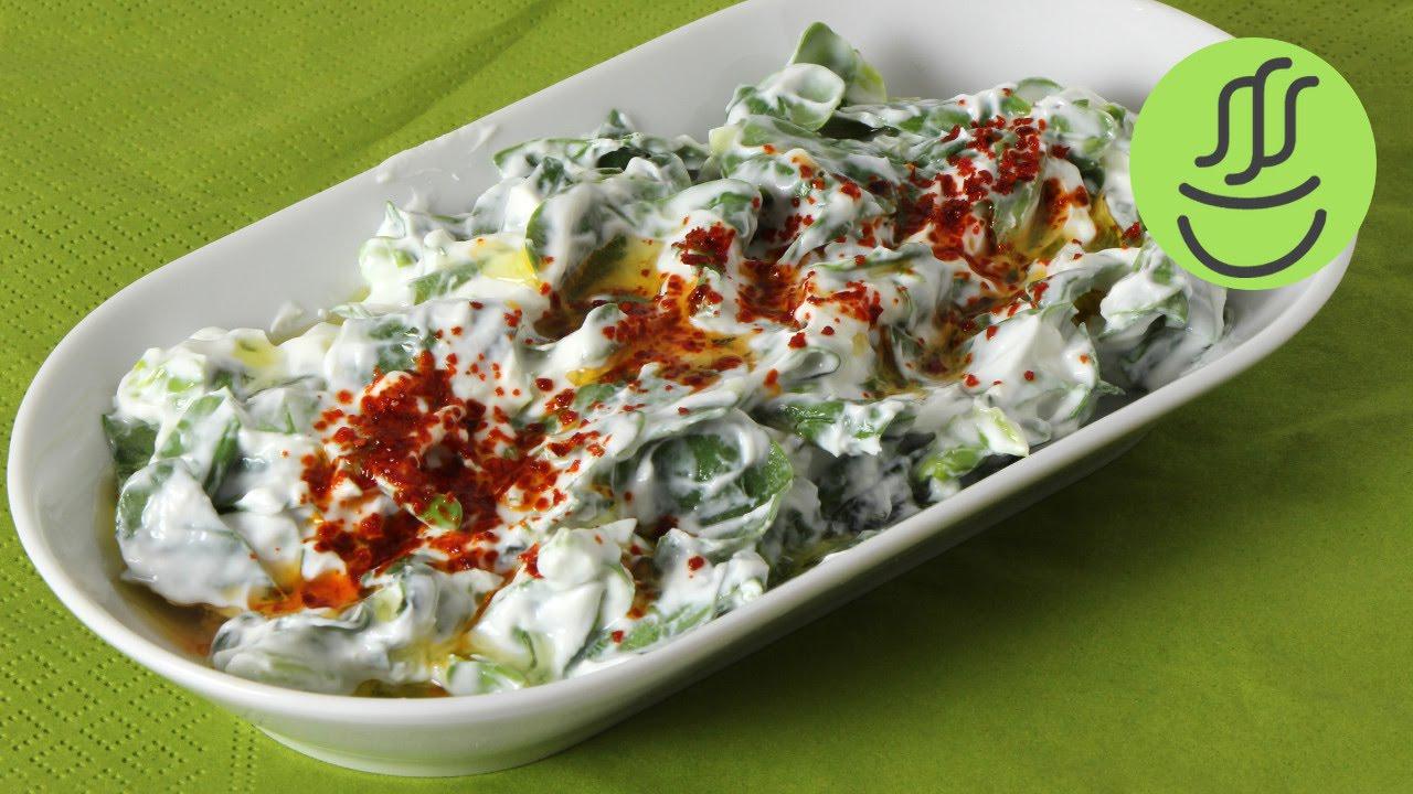 Mısırlı Semizotu Salatası Tarifi – Salata Tarifleri