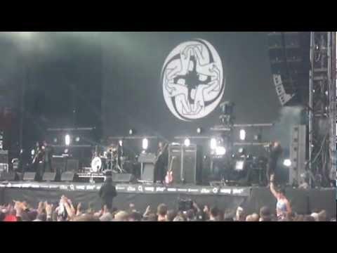 Kasabian  Club Foot  @ Rock am Ring 2012 HD