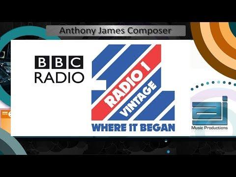 STEVE WRIGHT 1990's CLASSIC JINGLES MONTAGE BBC Radio One (Archive)