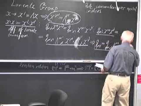 Quantum Field Theory. Lecture 1.