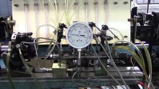 probando 4 inyectores common rail