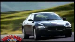 Maserati Quattroporte Collezione Cento Videos