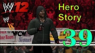 WWE 12 Road to Wrestlemania #039 [HD] - Steel Cage | Lets Play WWE 12
