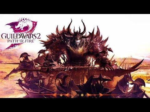 Primeros Minutos Guild Wars 2 #GW2POF | Empezamos la expansión! | Gameplay Español | Varolete