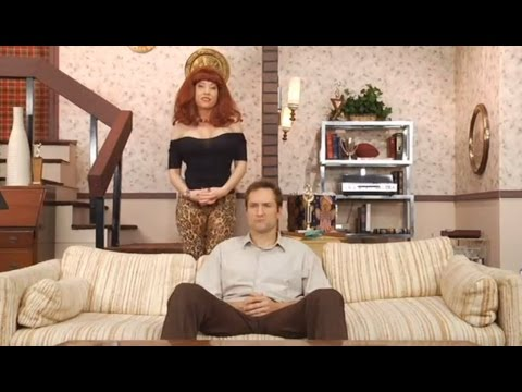 A Very Special Episode Of Married....With Children With An Unexpected Guest Star!