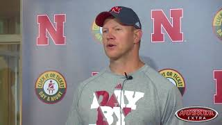 Watch: Frost on practices, Colorado