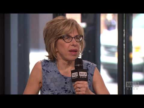 "Jackie Hoffman Chats About Her Roles On ""Feud"" & ""Charlie and the Chocolate Factory"""