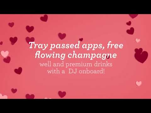 Harbor Breeze Yacht Charters and Cruises: Valentine's Day Dinner Cruise