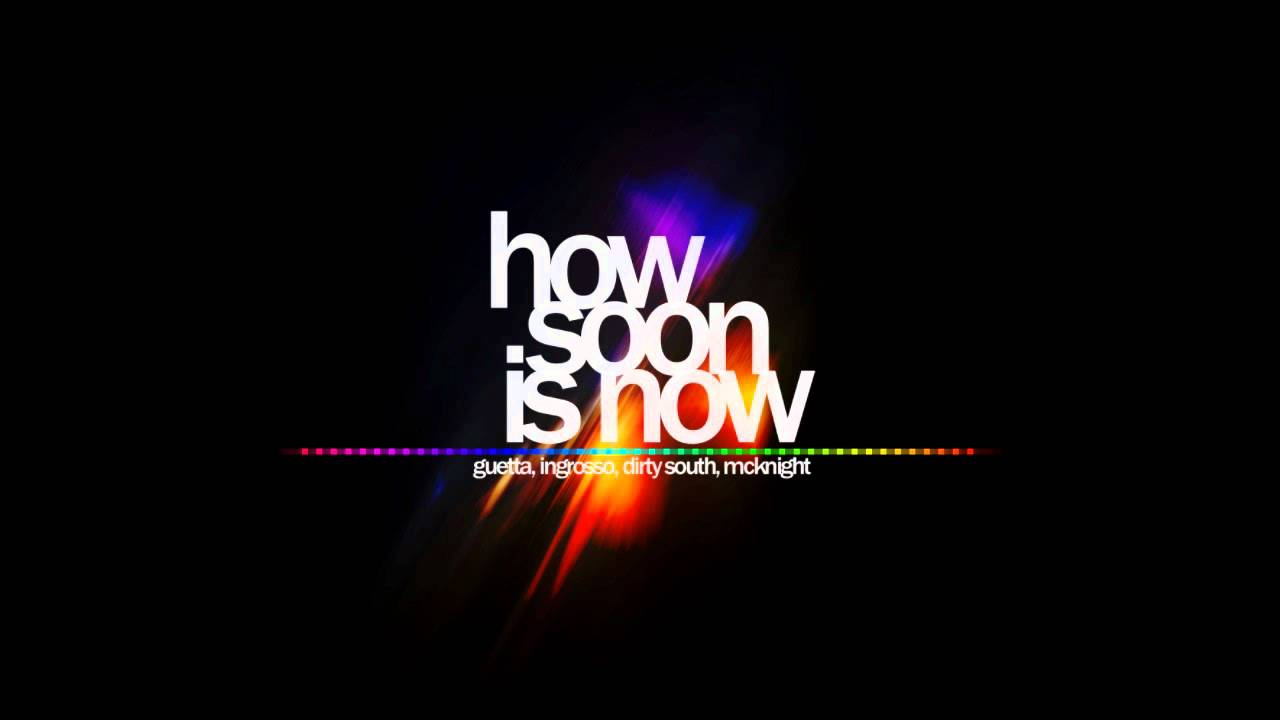 Download Sebastian Ingrosso, Dirty South, David Guetta - Meich & Clocks vs How Soon Is Now [Richi Edit]