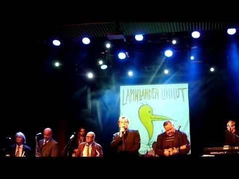 Lapinlahden Linnut: Rakas, ukulele soi (Tavastia live 9.12.2009)