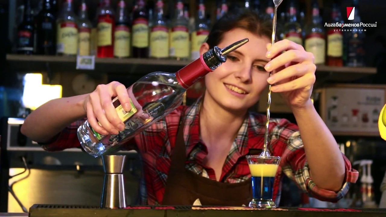 Работа барменом девушке работа девушка модель 68 размера