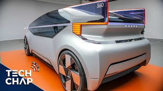 The Car of the Future? [Volvo 360c] | The Tech Chap